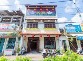 SOLEIL BOUTIQUE, hotel in Thôn Kim Long (1)