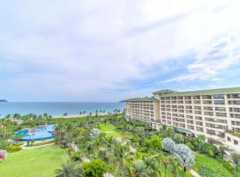 Horizon Resort & Spa, beach hotel in Sanya