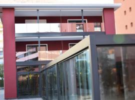 Hotel Bellavista Locarno, hotel in Locarno