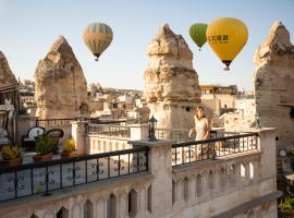 Stone House Cave Hotel, accessible hotel in Göreme