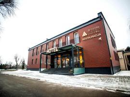 Hotel Arsenał – hotel w mieście Gliwice