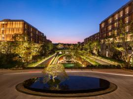Grand WUJI Hotel, in The Unbound Collection by Hyatt, hotel in Nanjing