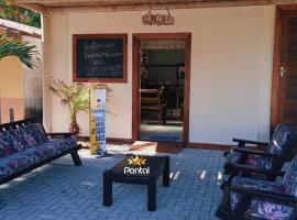 Pousada Pontal das Estrelas, guest house in Fortim