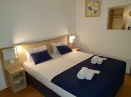Budget Hotel - Melun Sud Dammarie Les Lys, hotel en Dammarie-lès-Lys