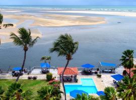 Pousada Villa do Sol, hotel near Genipabu Lagoon, Genipabu