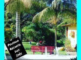 Sítio Recanto Dos Ipês, hotel with pools in Teresópolis