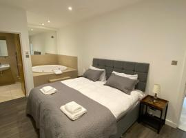 Chelsea Lodge Apartments, hotel in London