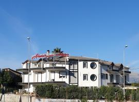 Alexia's Appartments, hotel near University Hospital of Patras, Rio