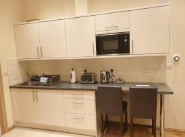 London Luxury Apartments 4 min walk from Ilford Station, with FREE PARKING FREE WIFI, apartment in Ilford