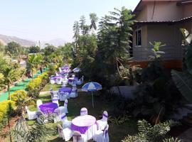 Shivar Garden Agro Tourism, hotel in Wai