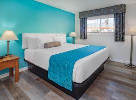 Howard Johnson by Wyndham, Chula Vista/San Diego Hotel & Suites, hotel in Chula Vista