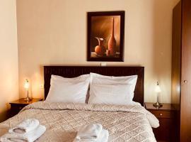 Rodon Guesthouse, ξενοδοχείο στο Κάτω Λουτράκι