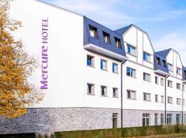 Mercure Han-sur-Lesse, pet-friendly hotel in Han-sur-Lesse
