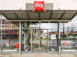 ibis Hotel Hannover City, Hotel in der Nähe vom Flughafen Hannover-Langenhagen - HAJ, Hannover