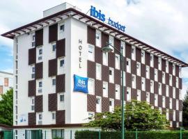 ibis budget Thonon Les Bains, hotel v destinaci Thonon-les-Bains