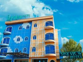 Sky View Hotel Managed by OS, spa hotel in Batam Center