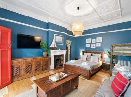 Manly Waves Studios & Apartments, hotel in Sydney