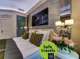 Golden Triangle Boutique Hotel, hotel in Saint Petersburg
