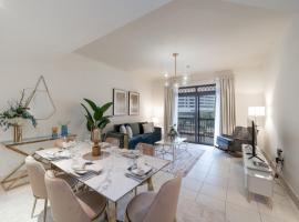 Durrani Homes - Glam Living Besides Dubai Mall, apartman u Dubaiju