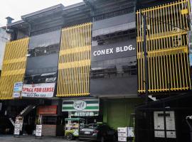OYO 711 Goff's Place, hotel in Cagayan de Oro