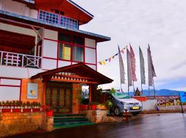 The Chumbi, hotel near Palzor Stadium, Gangtok