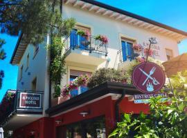 Piccolo Hotel e Ristorante, hotel in Sirmione