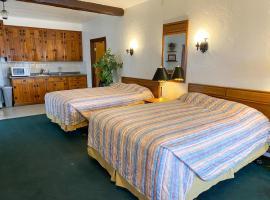 Guest Ranch Motel, hôtel à Cheyenne