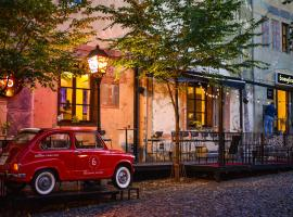 Boem Apartments & Rooms: Belgrad'da bir Oda ve Kahvaltı