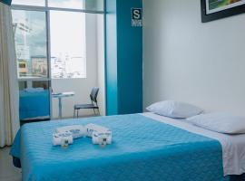 Hotel Suisui, hotel en Tarapoto