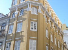 Sangha Urbana - hostel, yoga & meditação, hotel near Museum of Tomorrow, Rio de Janeiro