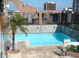 South American Copacabana Hotel, hotel in Rio de Janeiro