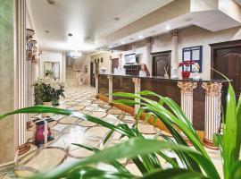 Ангел комфорт: Kiev'de bir otel