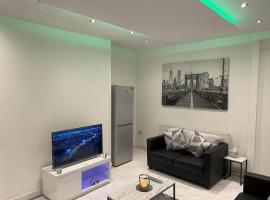 Empreo Serviced Apartments, apartment in Bradford