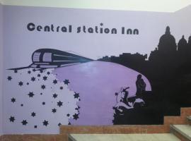 Central Station Inn, hotel in zona Aeroporto di Roma Ciampino - CIA,