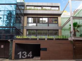 Hotel Singular Sócrates, serviced apartment in Mexico City