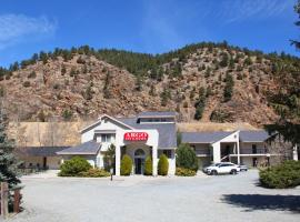 Argo Inn and Suites, hotel near Coors Brewery, Idaho Springs