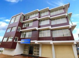 FabHotel Raj Residency Madikeri, hotel in Madikeri