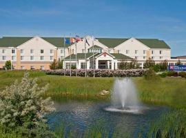 Hilton Garden Inn Grand Forks/UND, hotel v destinaci Grand Forks
