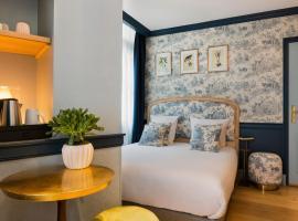 Hotel de Neuve by Happyculture, hotel in Paris