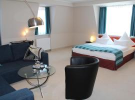 Pension Strandschloss Arielle, Hotel in Börgerende-Rethwisch