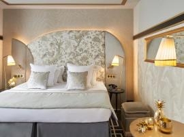 Maison Nabis by HappyCulture, hotel in Paris