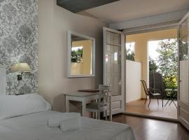 Hotel El Castell, hotel cerca de Aeropuerto de Barcelona - El Prat - BCN, Sant Boi de Llobregat