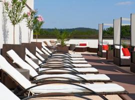OREA Resort Santon Brno – hotel w pobliżu miejsca Zbiornik Brněnská přehrada w mieście Brno