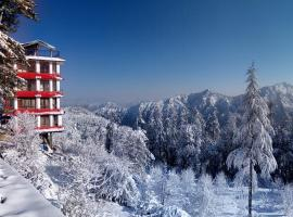 Evolve Nature Resort, Baldeyan, Naldehra, Shimla, hotel in Shimla