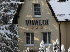 Hotel Vivaldi, отель в Карпаче