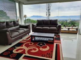 Mountain View Villa, villa in Bandung