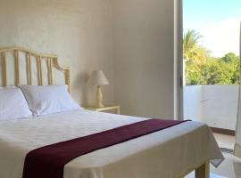 Manzanillo Pied a Terre, hotel in Manzanillo