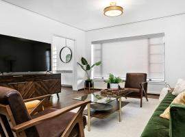 Luxury Art Deco Apartment In Downtown Boise, apartment in Boise