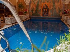 Riad Merzouga, Hotel in Marrakesch