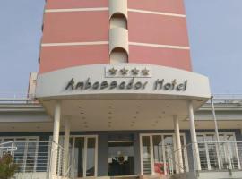 Hotel Ambassador, hotel in Caorle